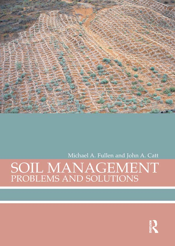 Soil Management Problems and Solutions