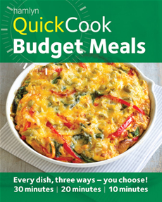 Hamlyn QuickCook: Budget Meals