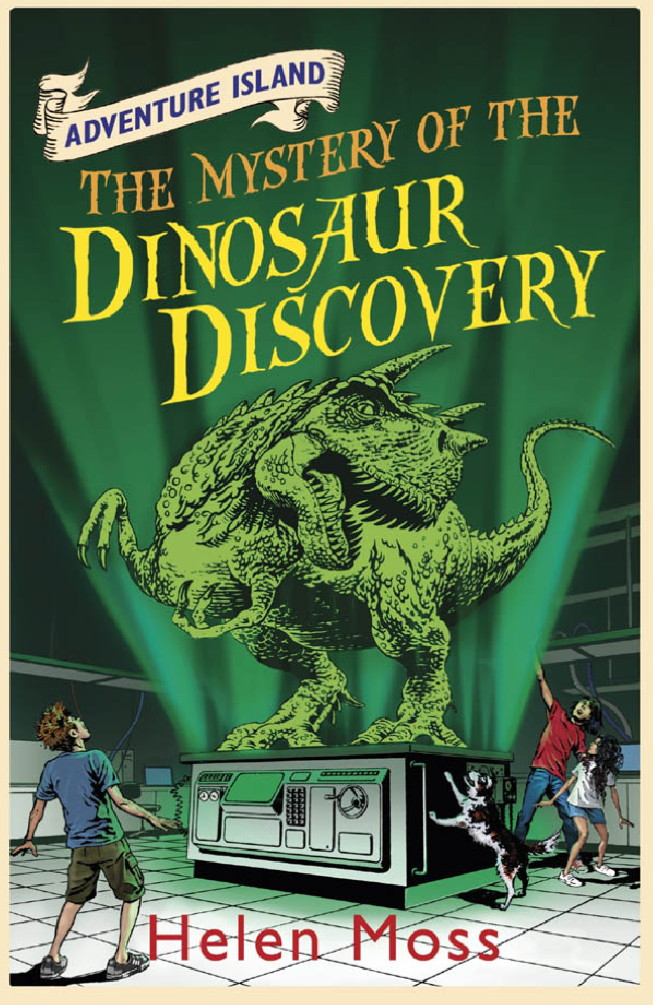 Adventure Island 7: The Mystery of the Dinosaur Discovery