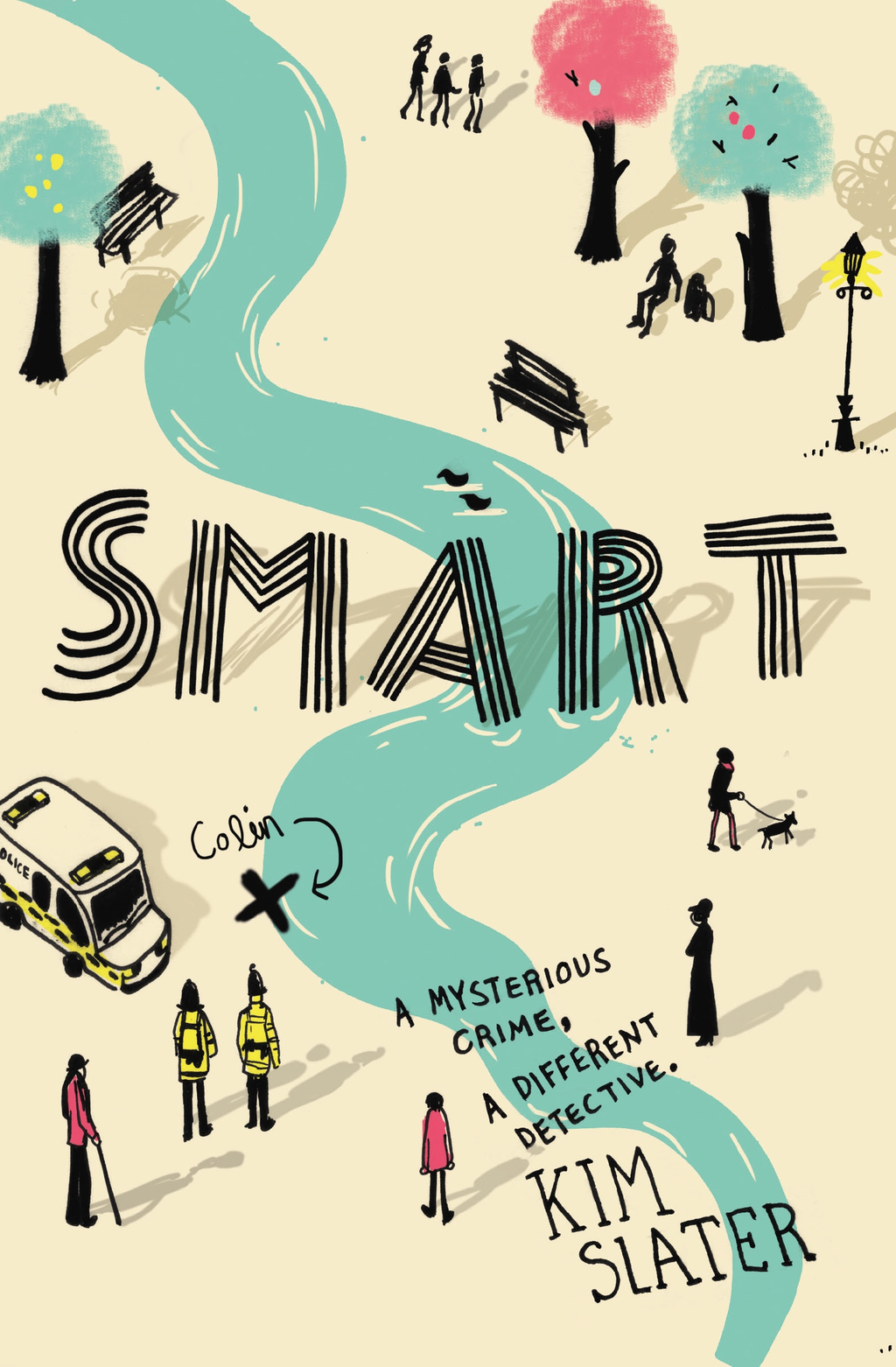 Smart A mysterious crime,  a different detective.