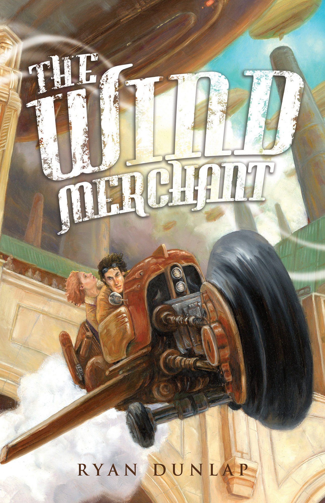 The Wind Merchant By: Ryan Dunlap