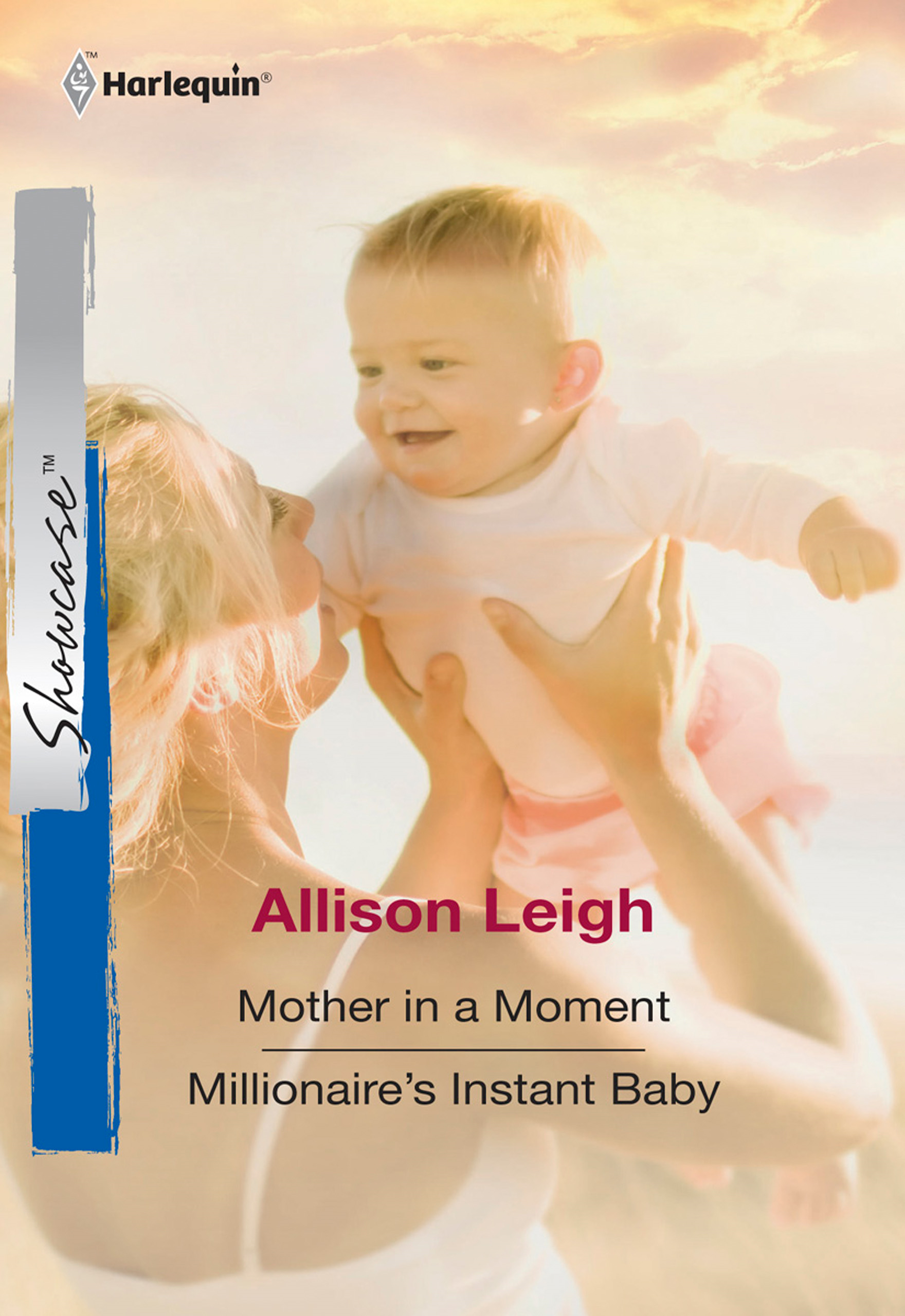 Mother In A Moment (Mills & Boon Cherish)