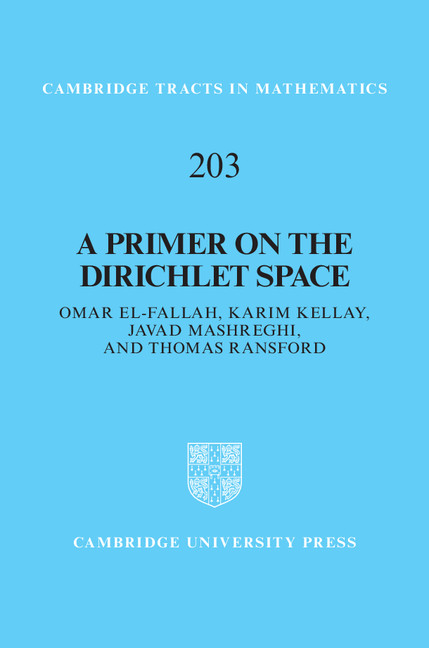 A Primer on the Dirichlet Space