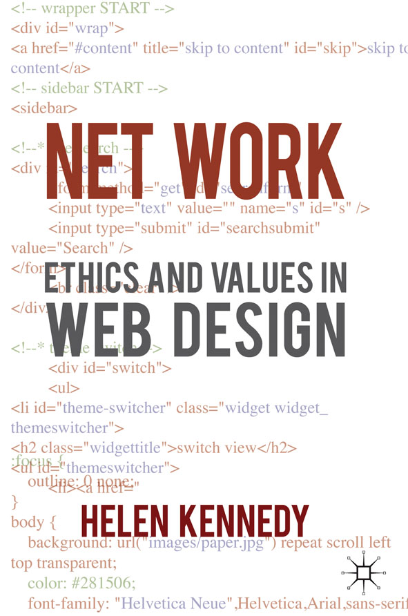 Net Work Ethics and Values in Web Design