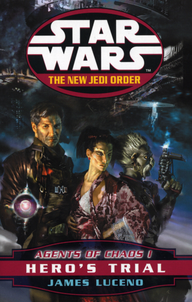 Star Wars: The New Jedi Order - Agents Of Chaos Hero's Trial