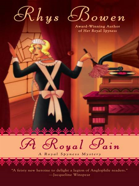 A Royal Pain By: Rhys Bowen