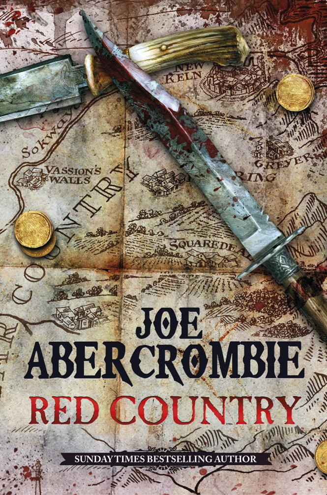 Red Country A First Law Novel