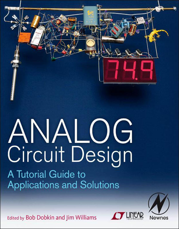 Analog Circuit Design A Tutorial Guide to Applications and Solutions