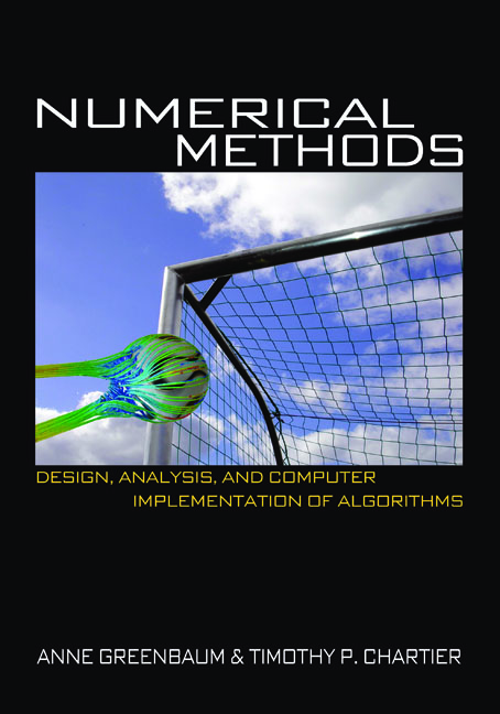 Numerical Methods Design,  Analysis,  and Computer Implementation of Algorithms