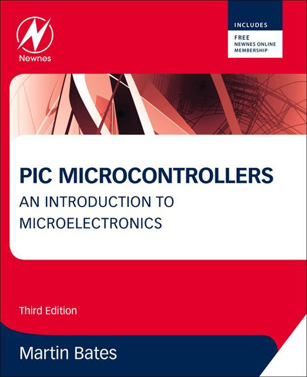 PIC Microcontrollers An Introduction to Microelectronics