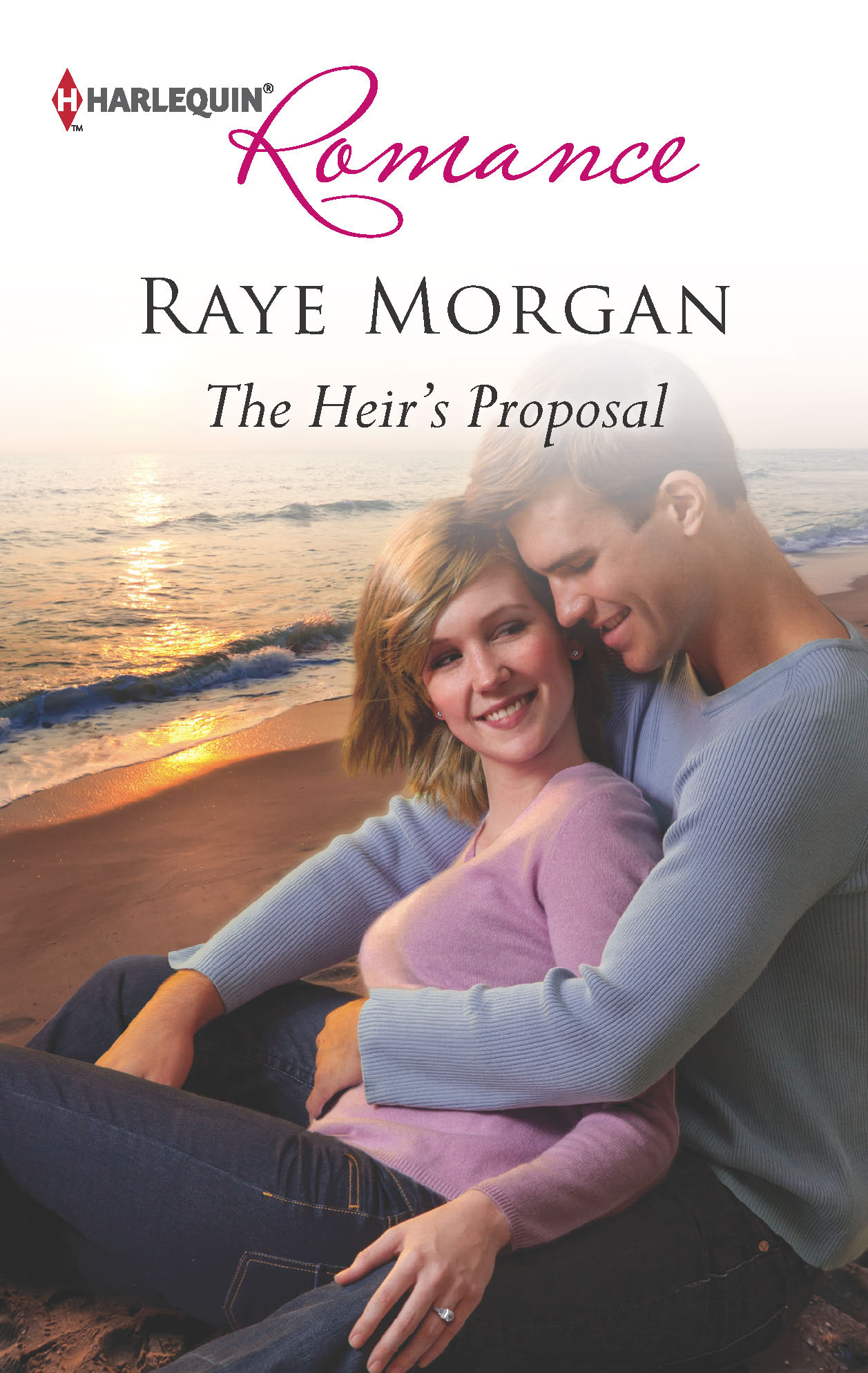 The Heir's Proposal By: Raye Morgan
