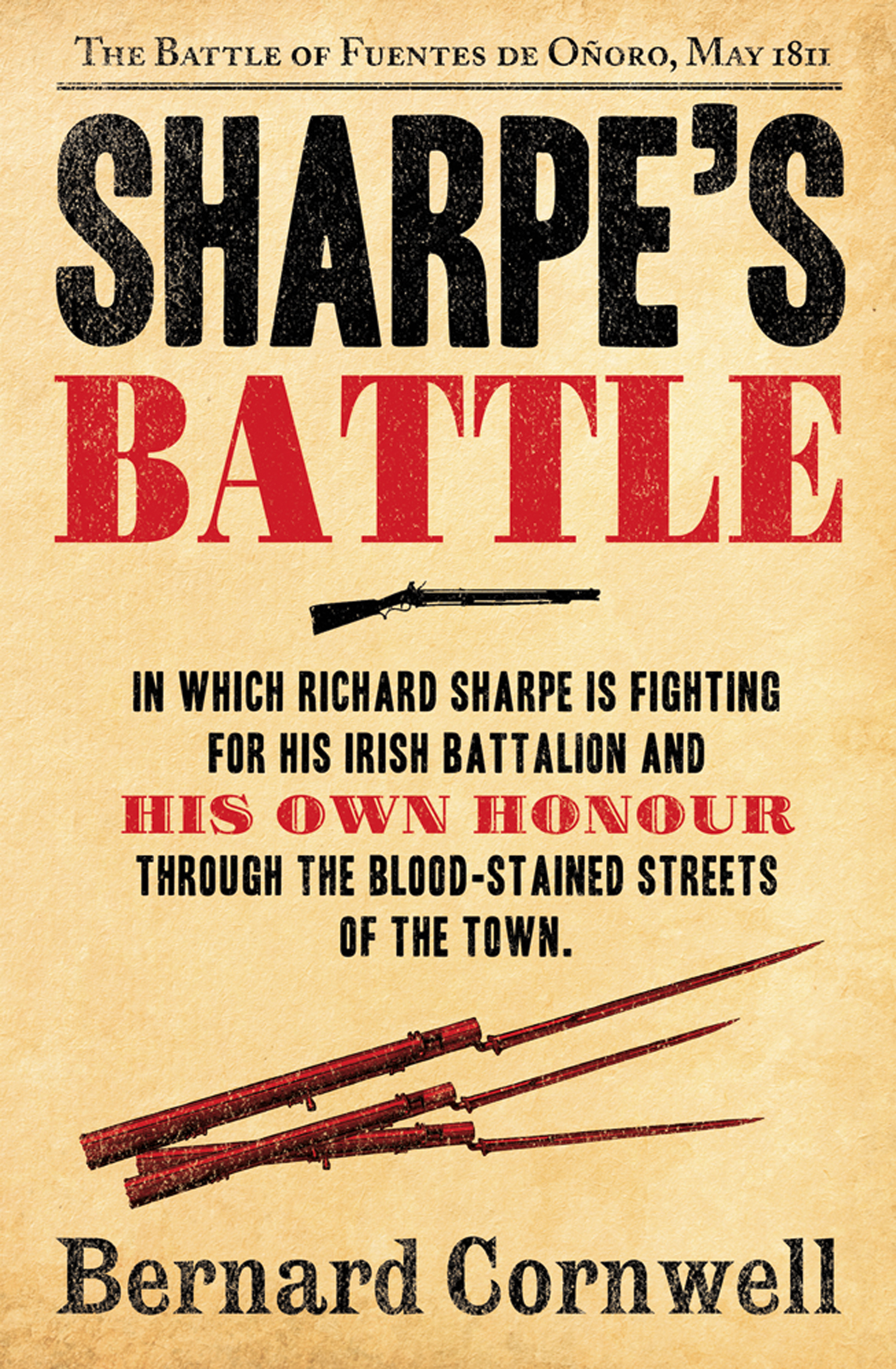 Sharpe?s Battle: The Battle of Fuentes de O�oro,  May 1811 (The Sharpe Series,  Book 12)