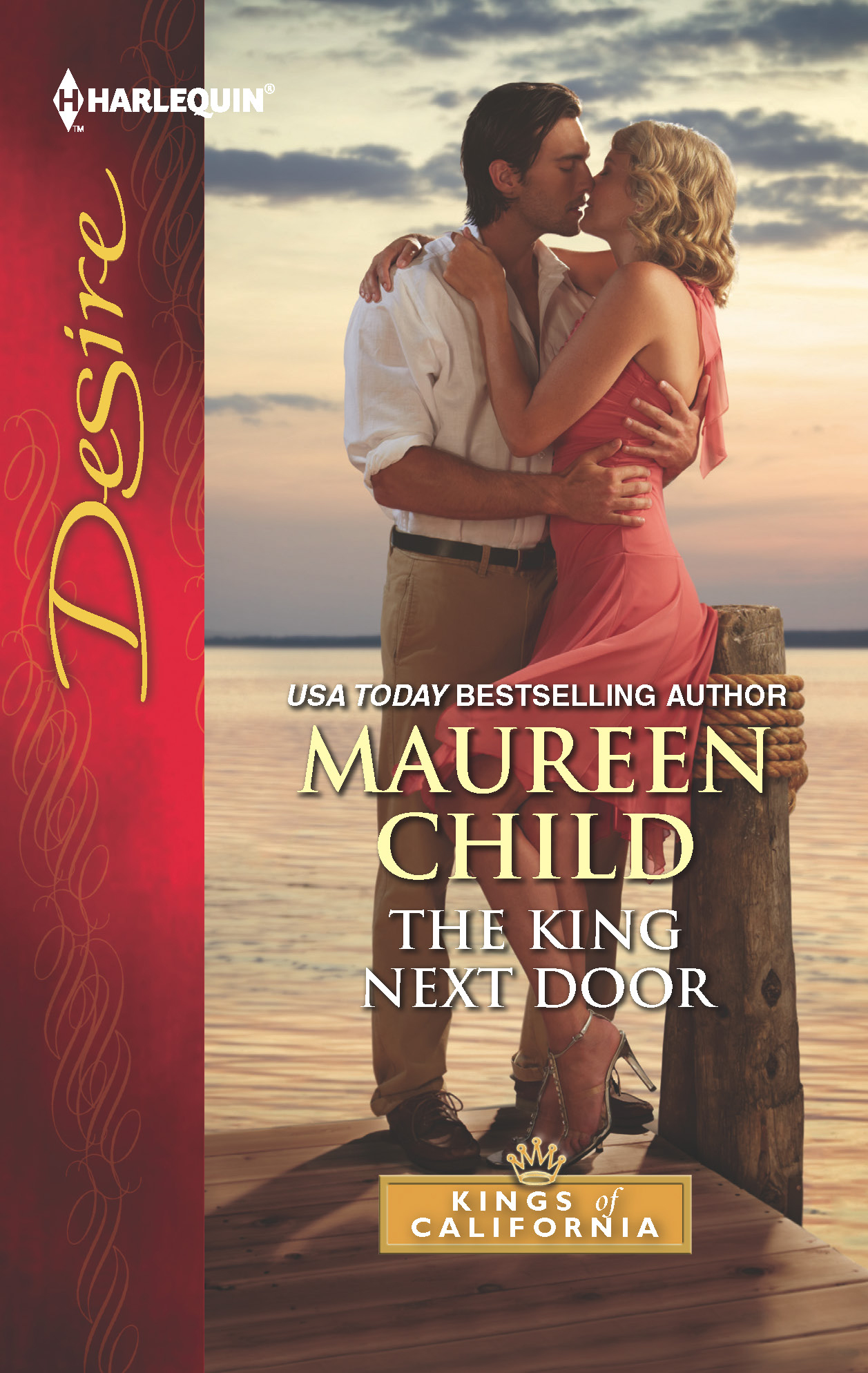 The King Next Door By: Maureen Child