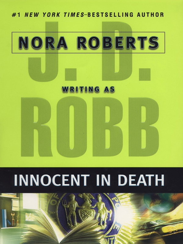 Innocent In Death By: J. D. Robb