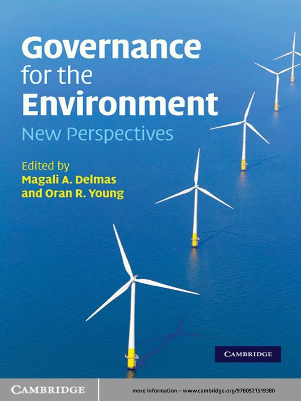 Governance for the Environment New Perspectives