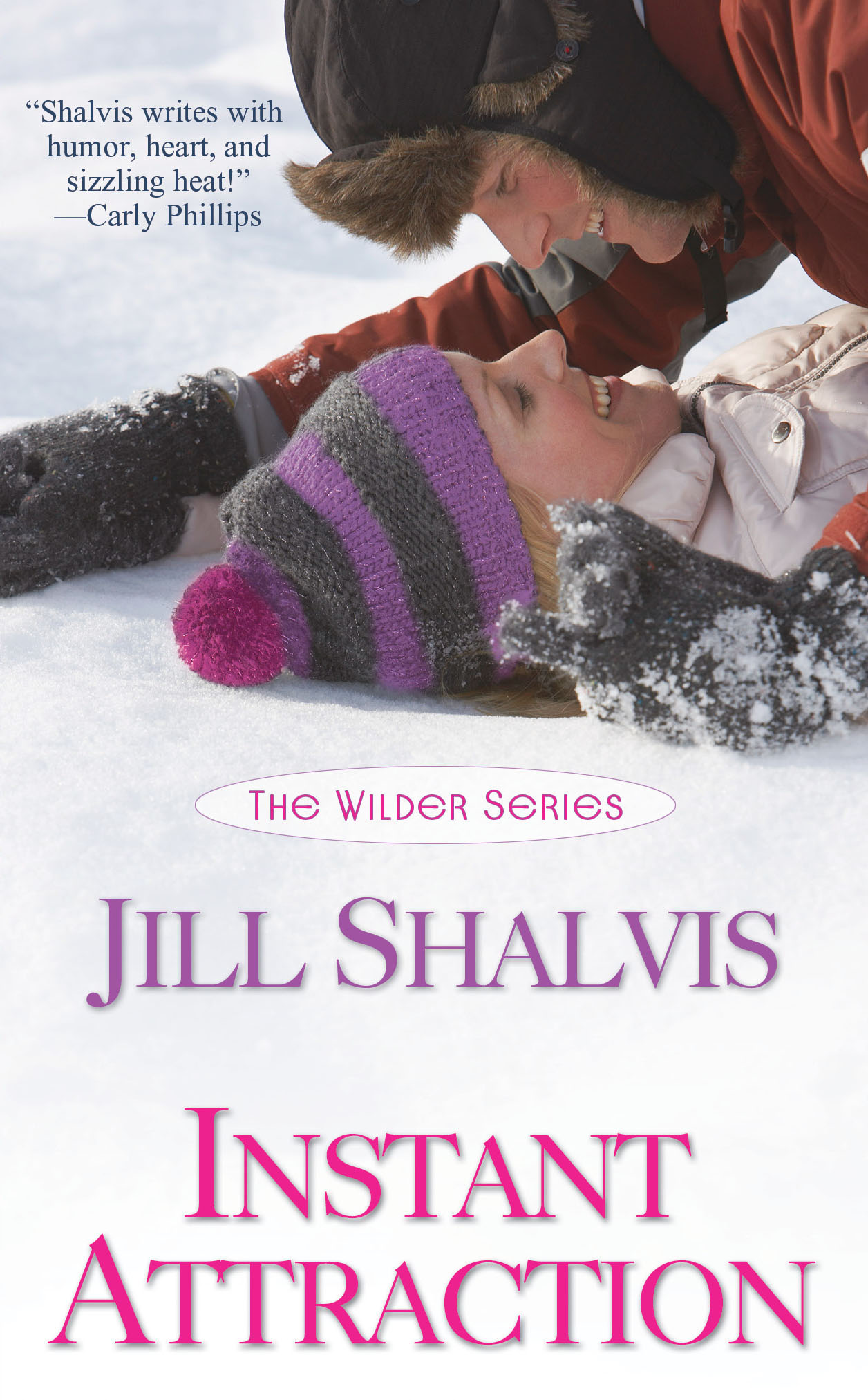 Instant Attraction By: Jill Shalvis