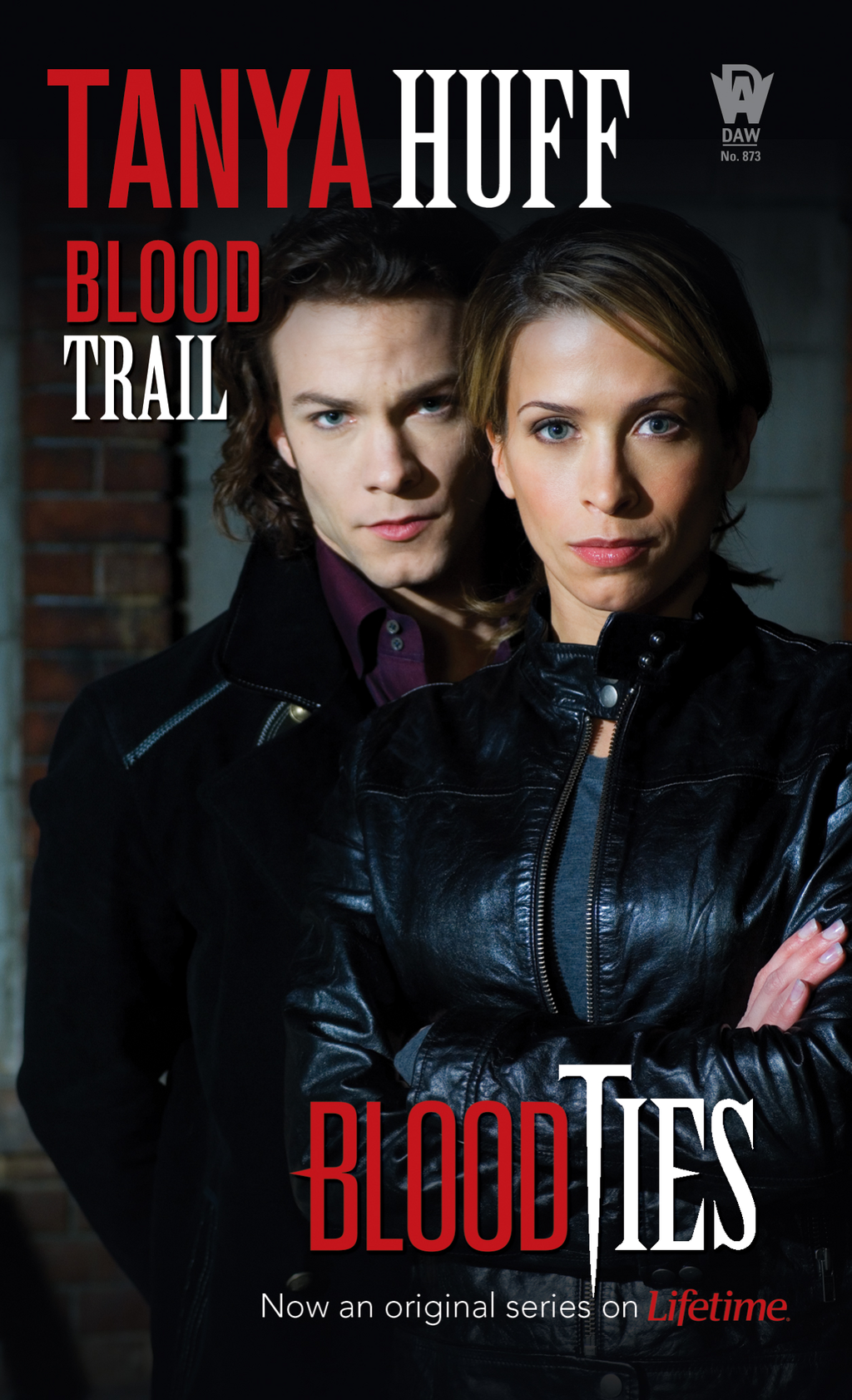 Blood Trail By: Tanya Huff