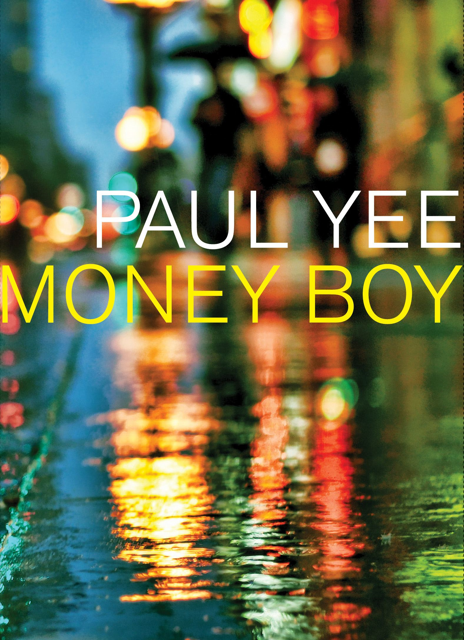 Money Boy By: Paul Yee