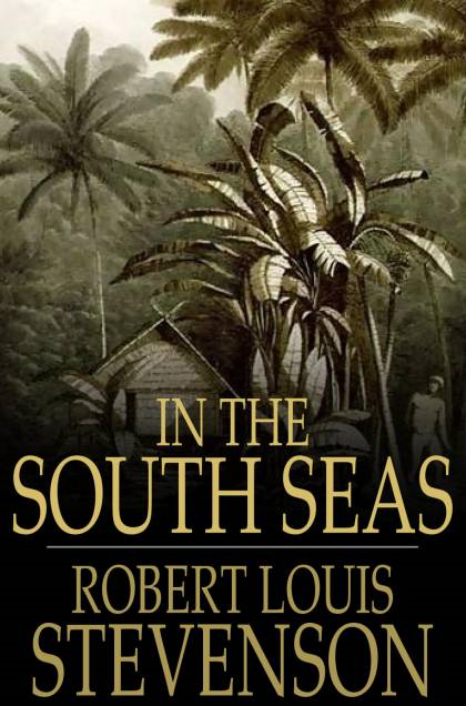 Cover Image: In The South Seas