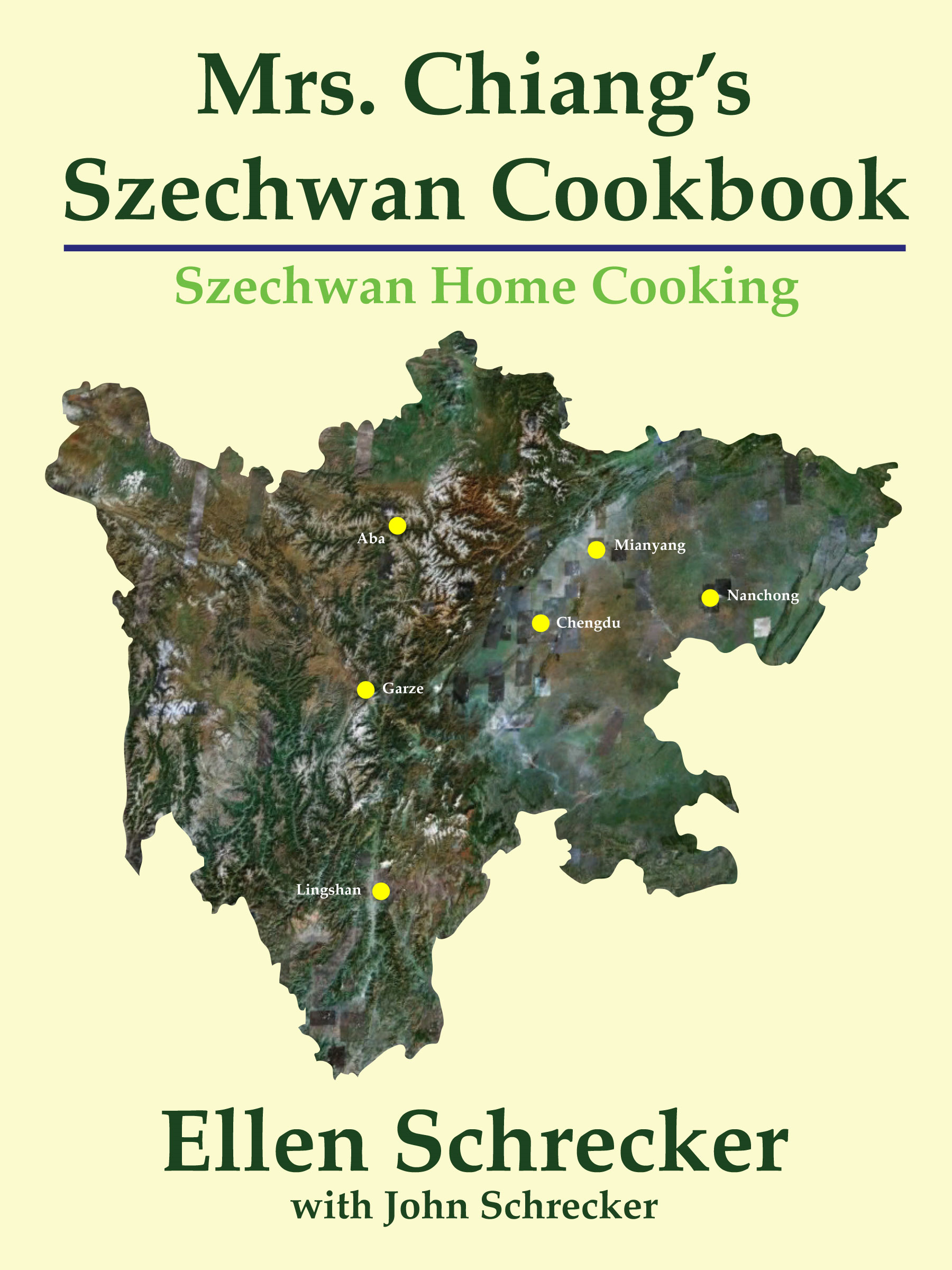 Mrs. Chiang's Szechwan Cookbook