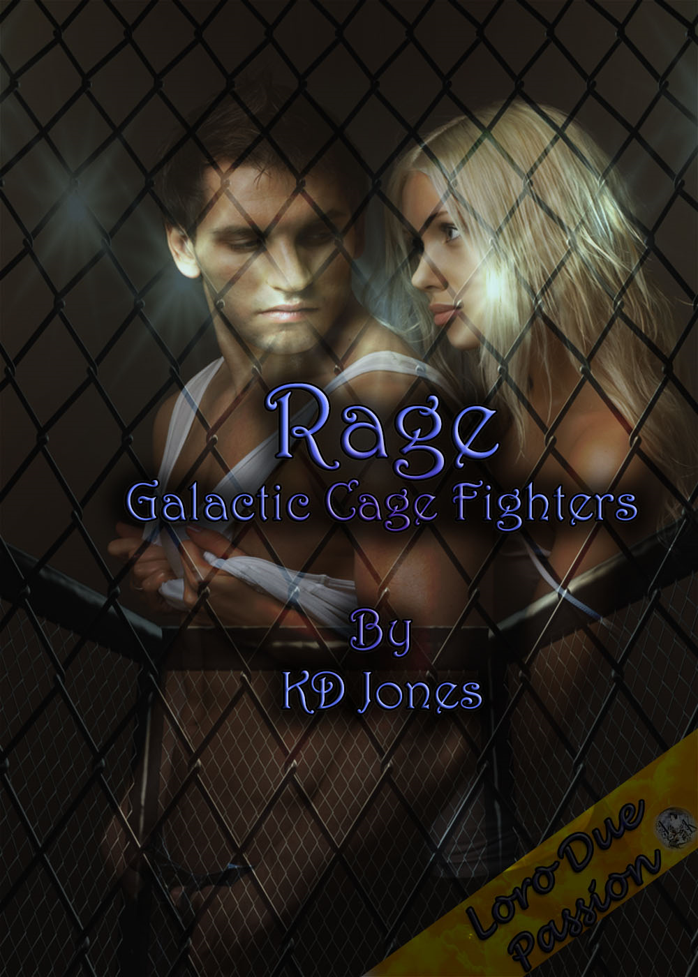 Rage: Galactic Cage Fighters