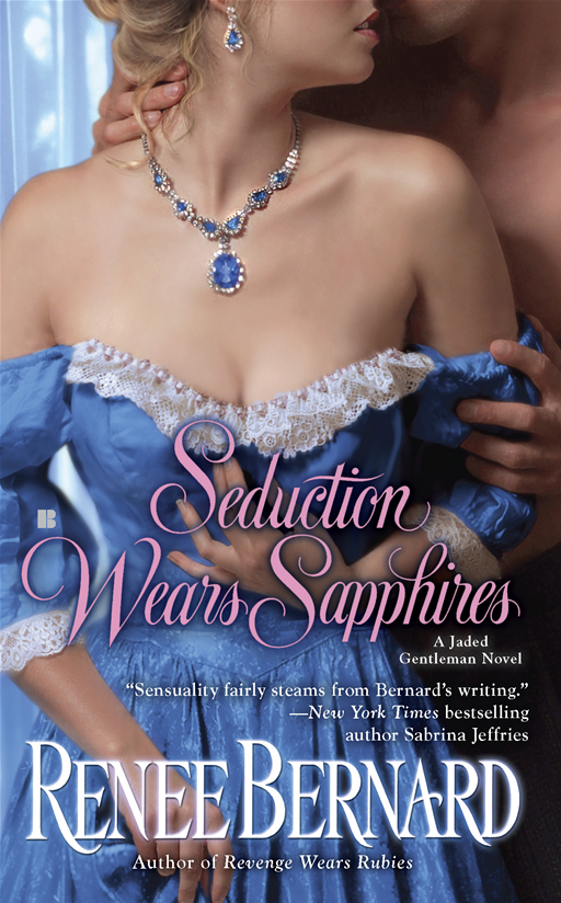Seduction Wears Sapphires By: Renee Bernard