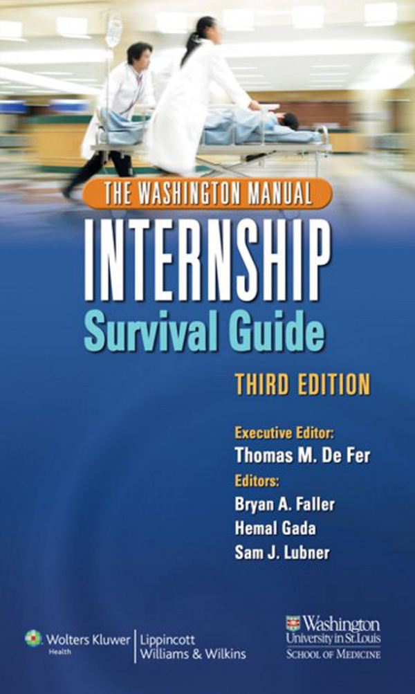 Washington Manual® Internship Survival Guide