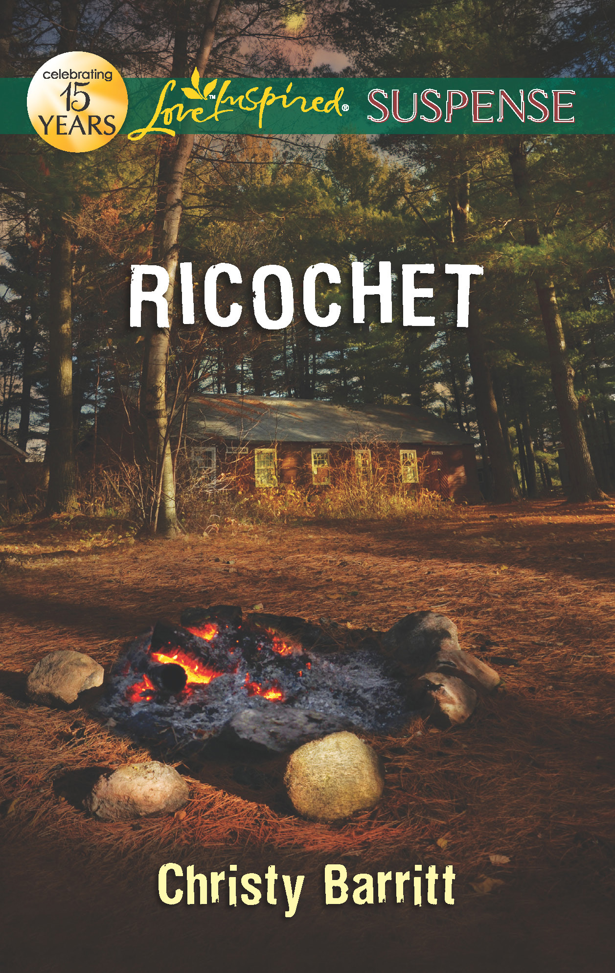 Ricochet By: Christy Barritt