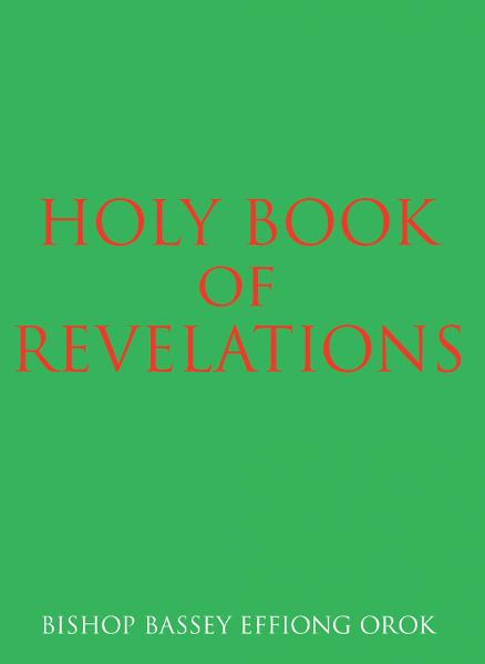 Holy Book of Revelations