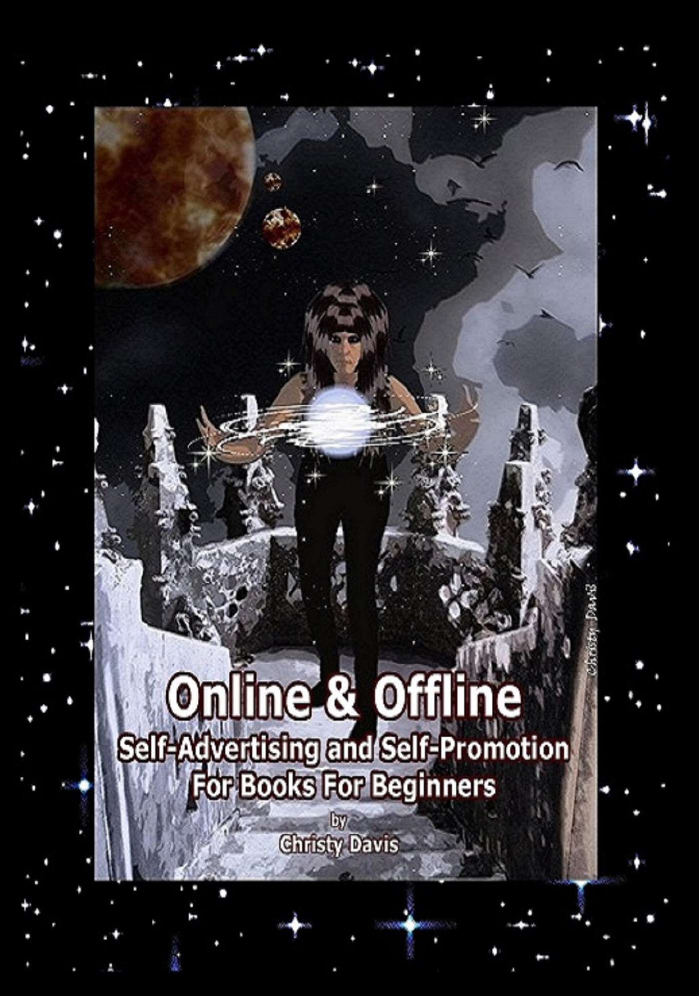 Online and Offline Advertising and Promotion for Books