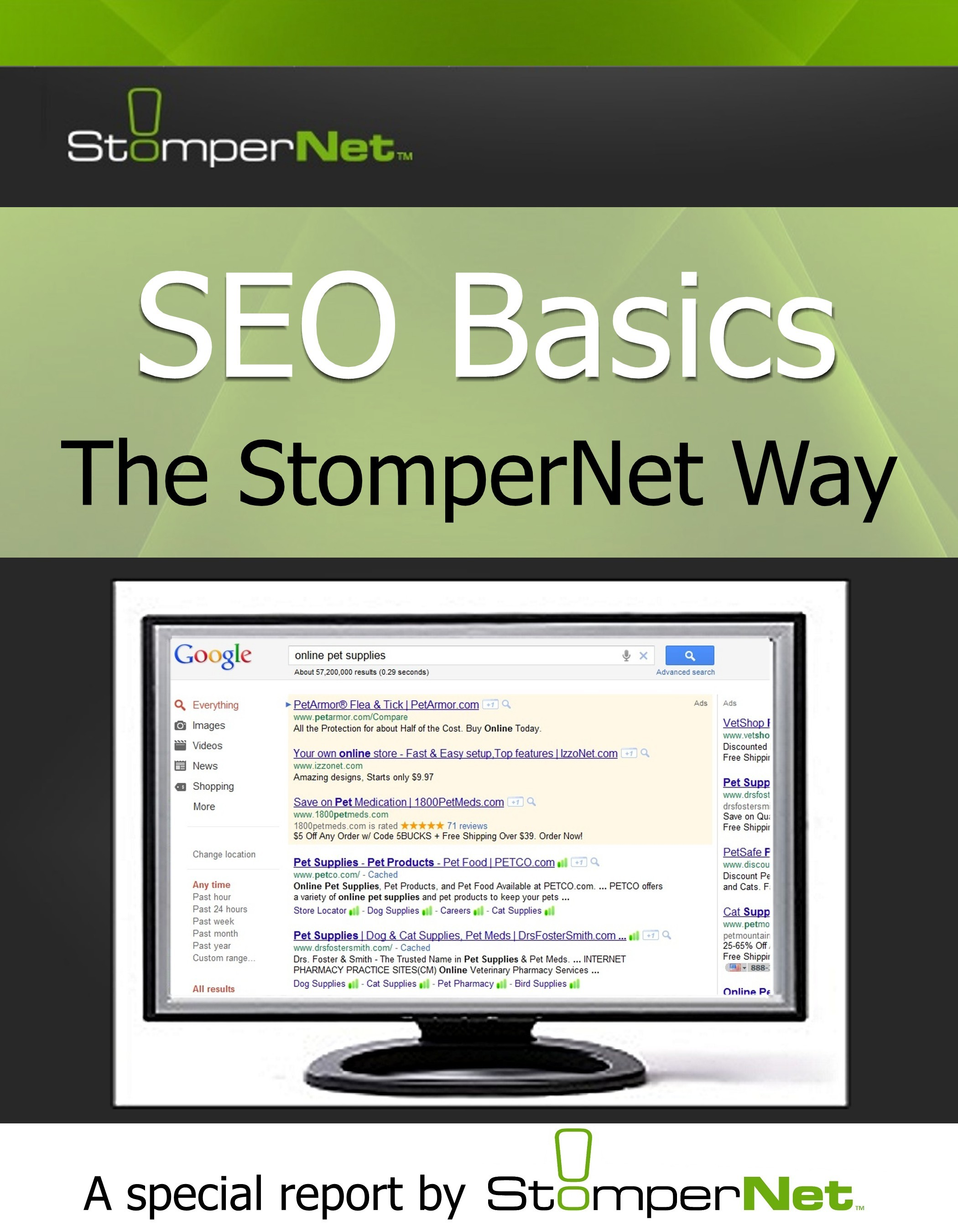 SEO Basics: The StomperNet Way