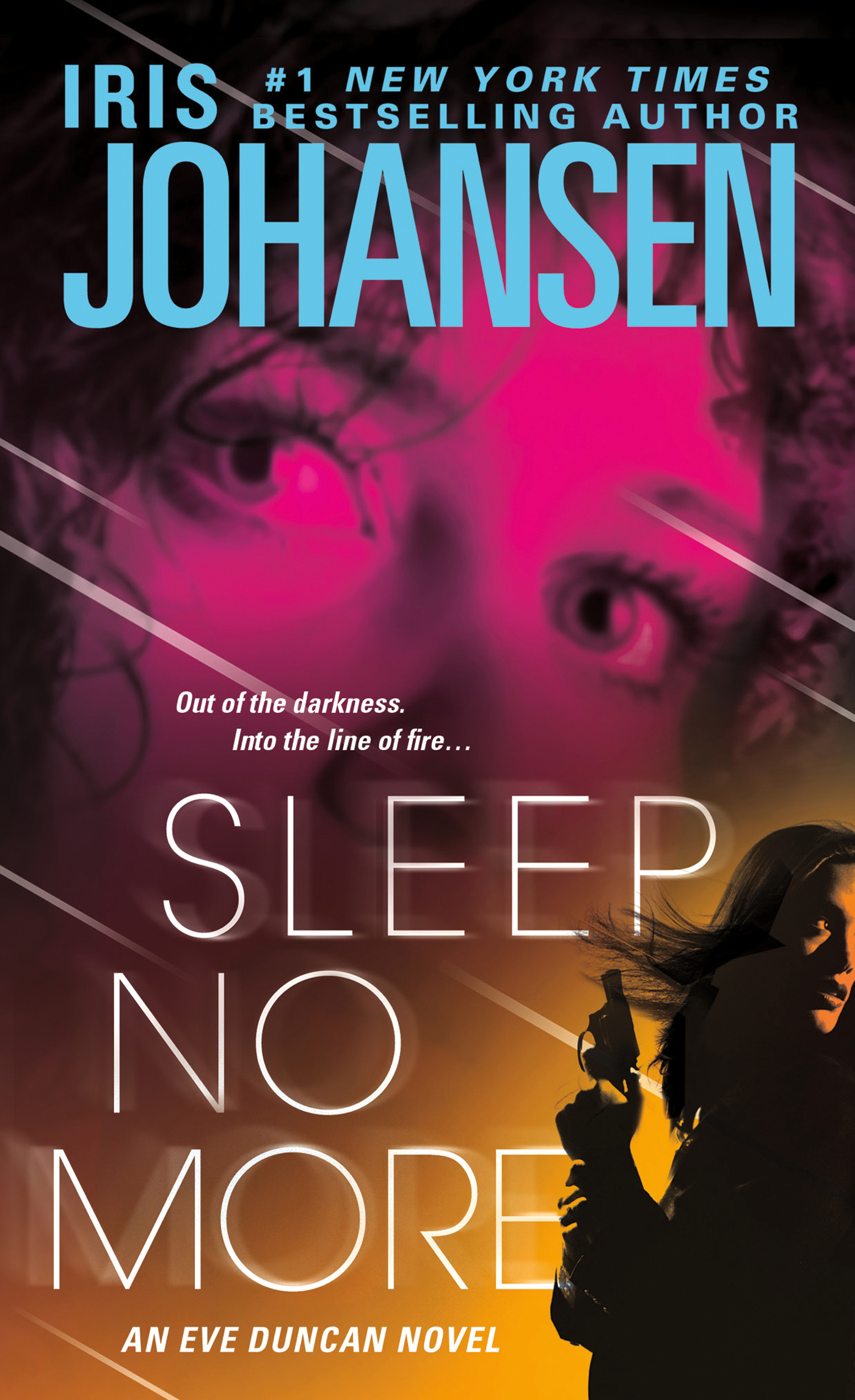 Sleep No More By: Iris Johansen