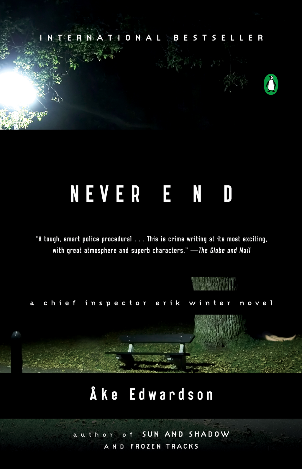 Never End By: Ake Edwardson