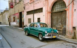 A Tourists Guide to Havana.