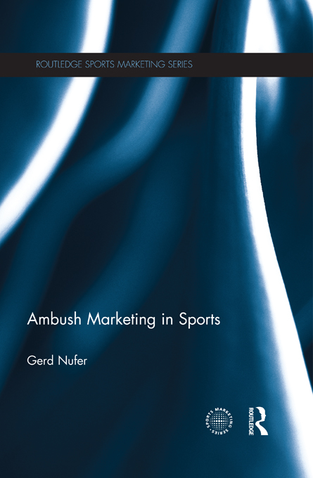 Ambush Marketing in Sports