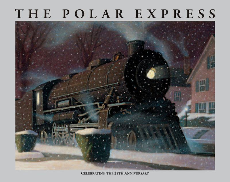 The Polar Express By: Chris Van Allsburg