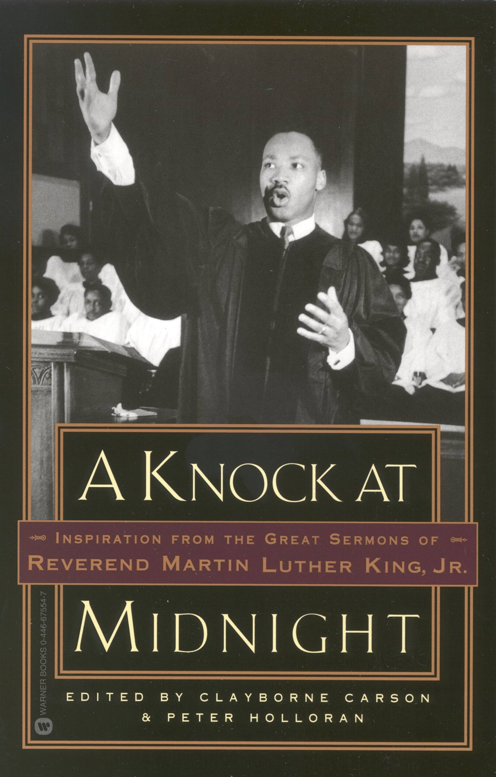 A Knock at Midnight By: Clayborne Carson,Peter Holloran