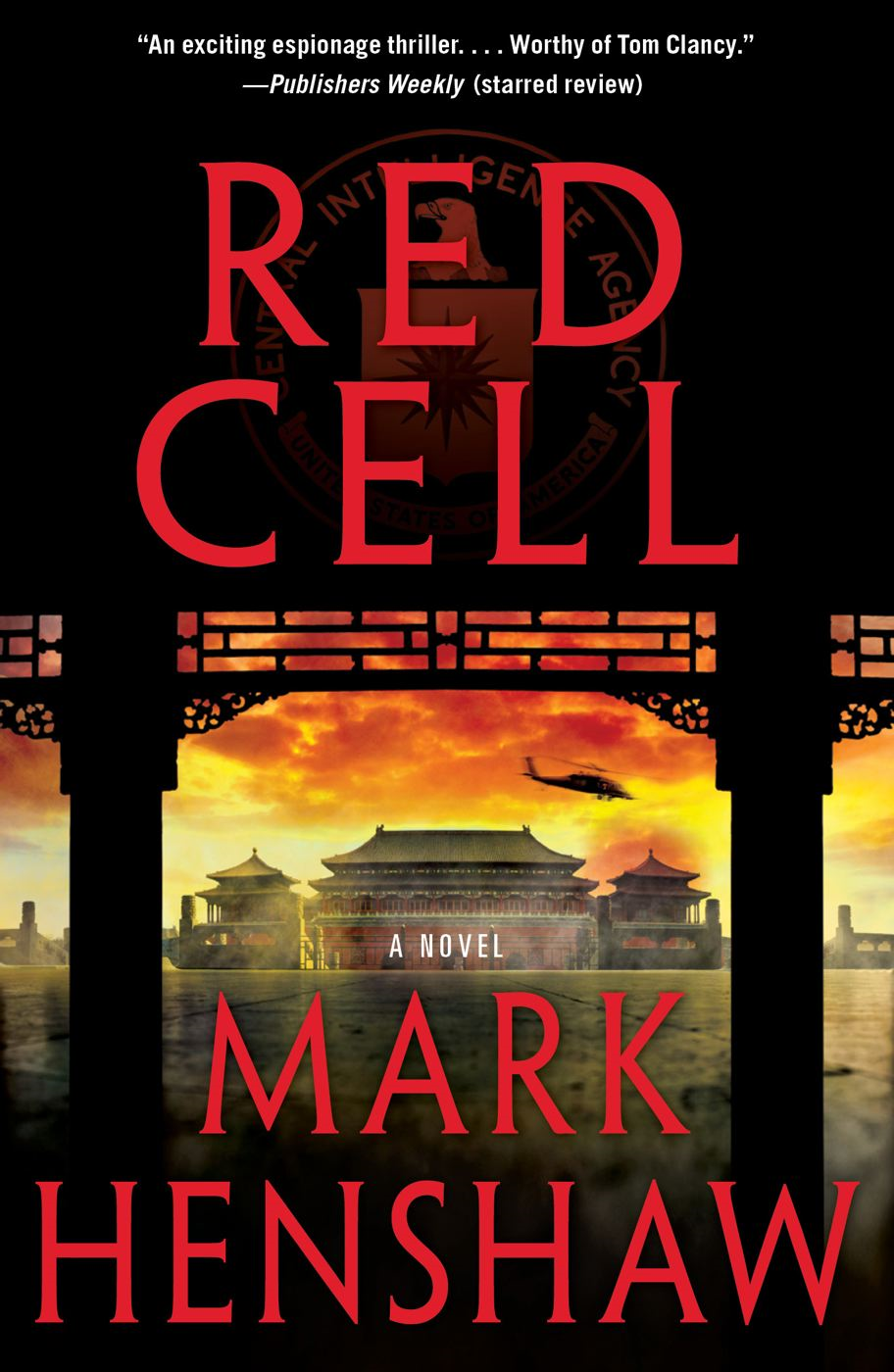 Red Cell By: Mark Henshaw