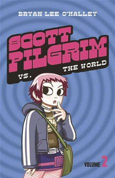 Scott Pilgrim vs The World: Volume 2 (Scott Pilgrim)