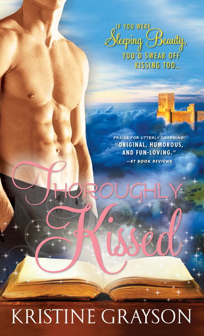 Thoroughly Kissed By: Kristine Grayson