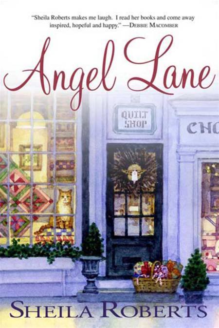 Angel Lane By: Sheila Roberts
