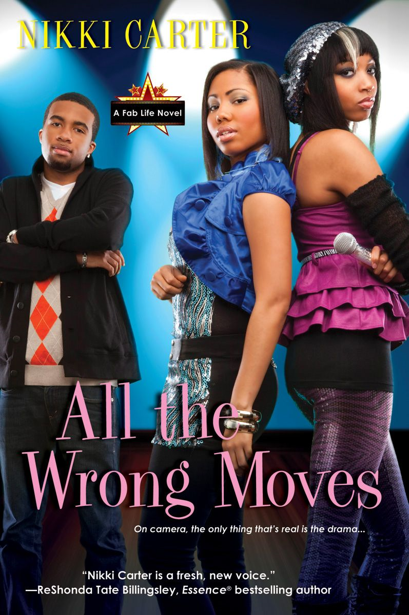 All the Wrong Moves By: Nikki Carter