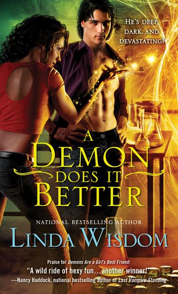 Demon Does It Better By: Linda Wisdom