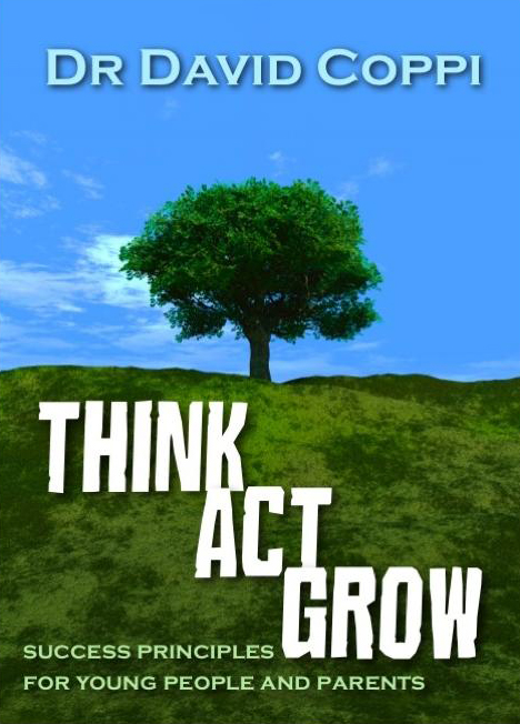 Think ACT Grow By: David Coppi