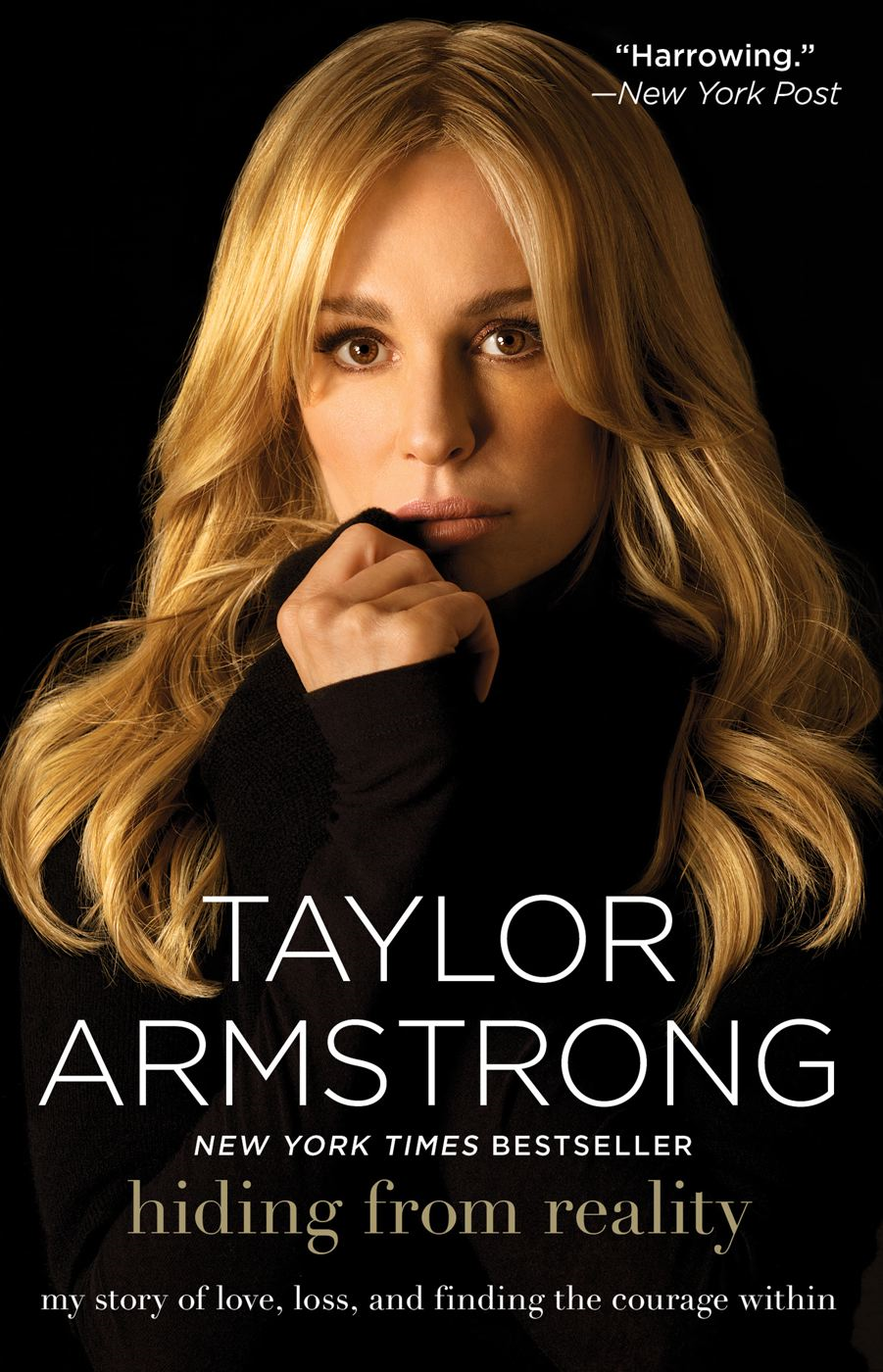 Hiding from Reality By: Taylor Armstrong