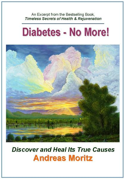 Diabetes: No More!