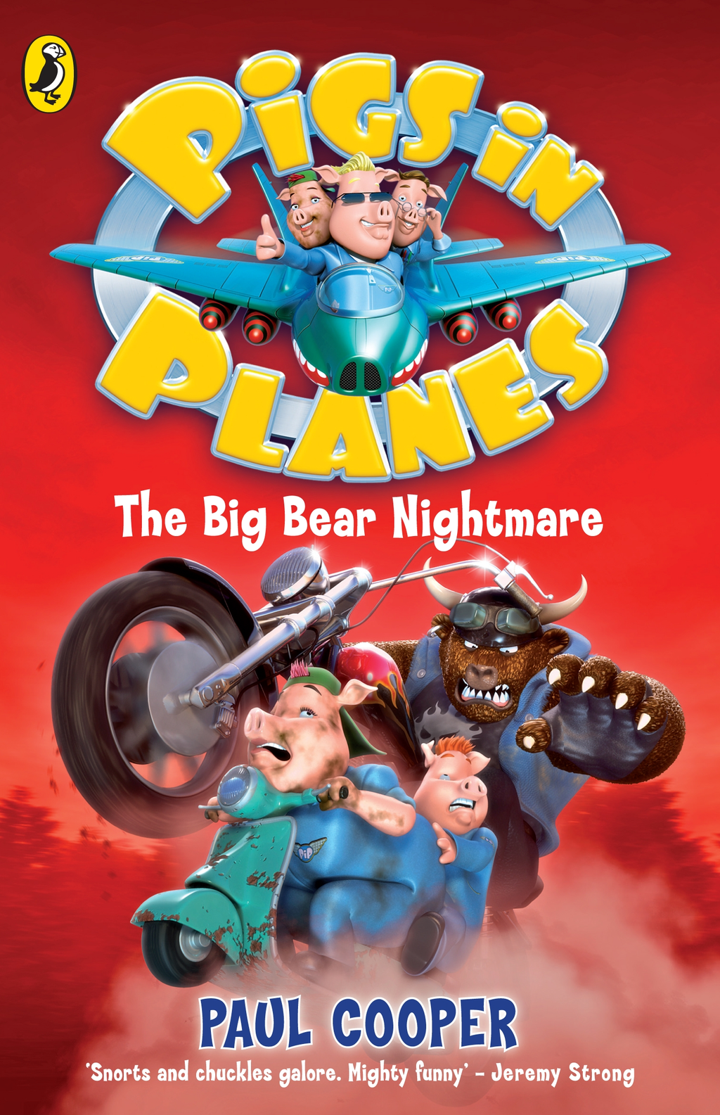 Pigs in Planes: The Big Bear Nightmare