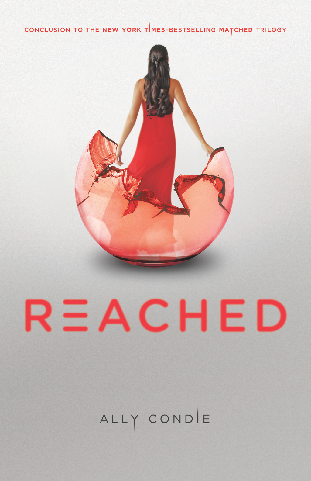 Reached By: Ally Condie