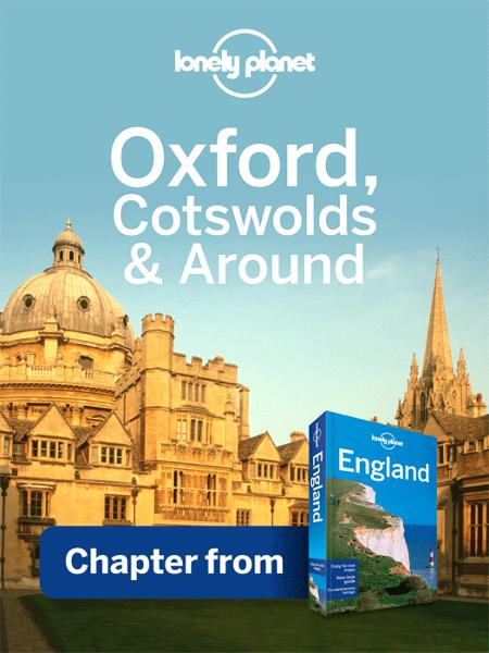 Lonely Planet Oxford, Cotswolds & Around By: Lonely Planet