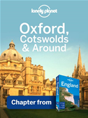 Lonely Planet Oxford, Cotswolds & Around: